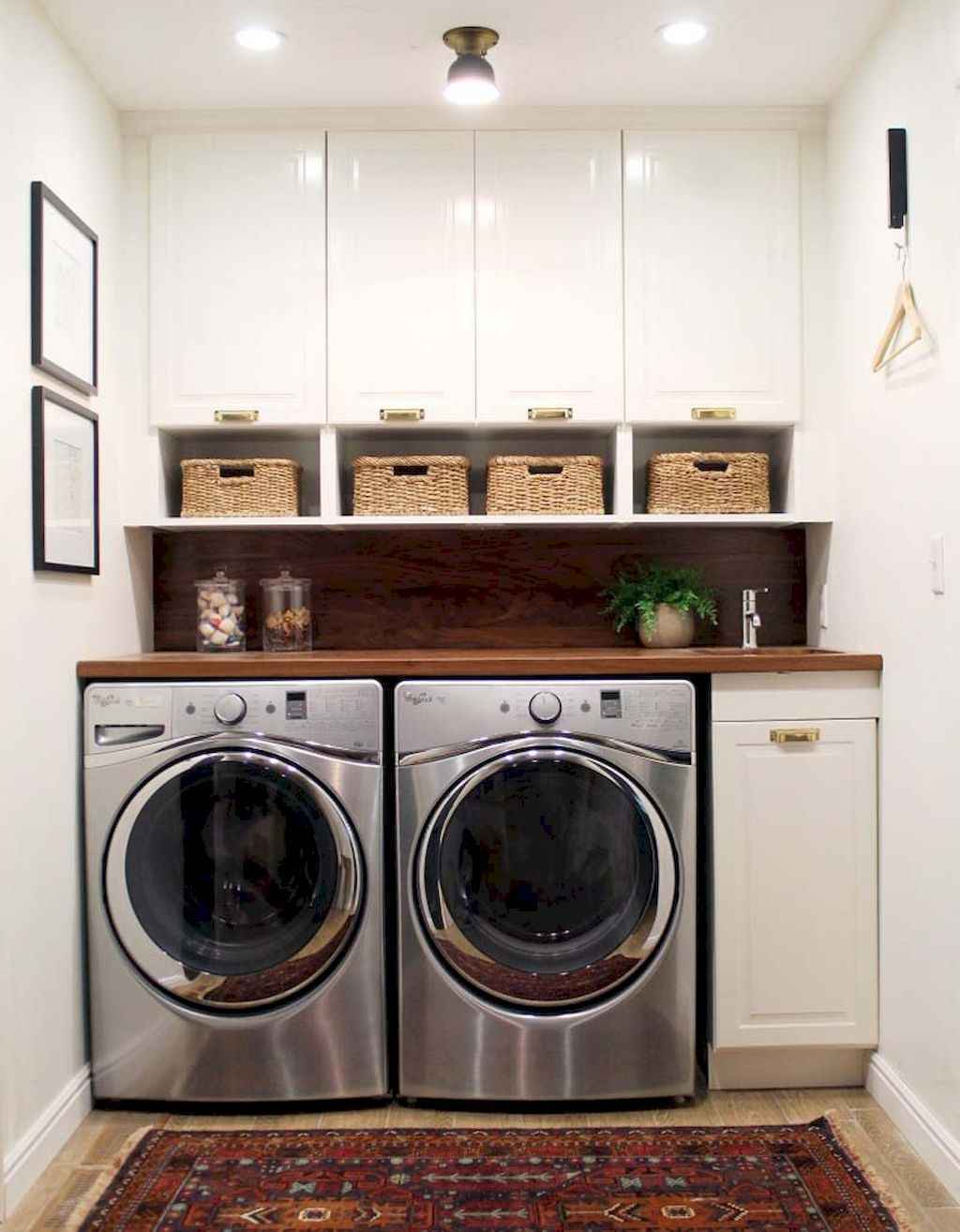 30 beautiful and functional rustic laundry room ideas (10)