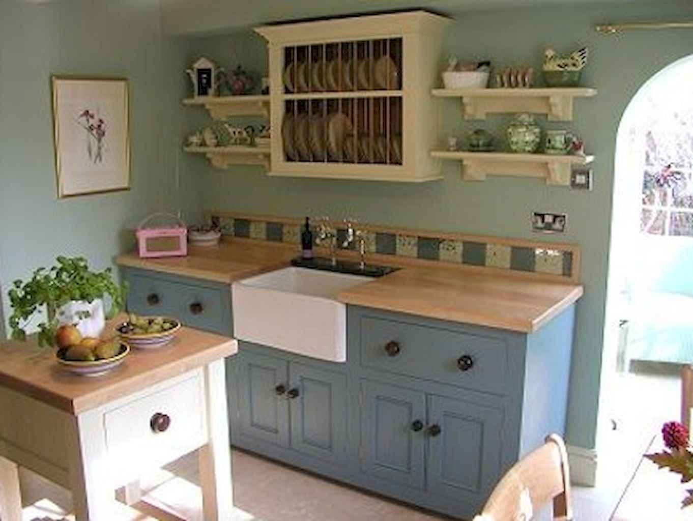 60 Decorating Kitchen With English Country Style 20