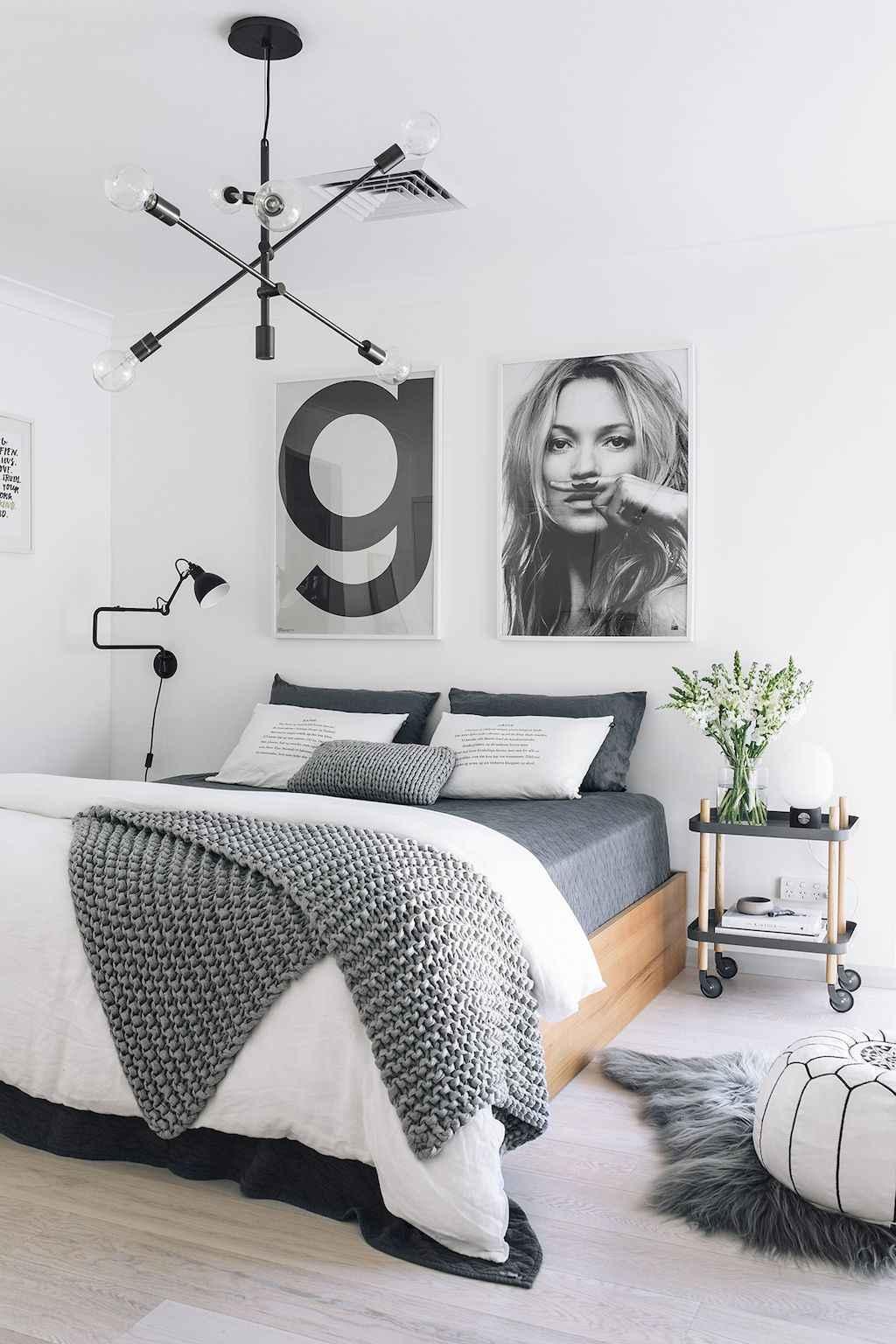 60 favourite scandinavian bedroom of 2017 (38)