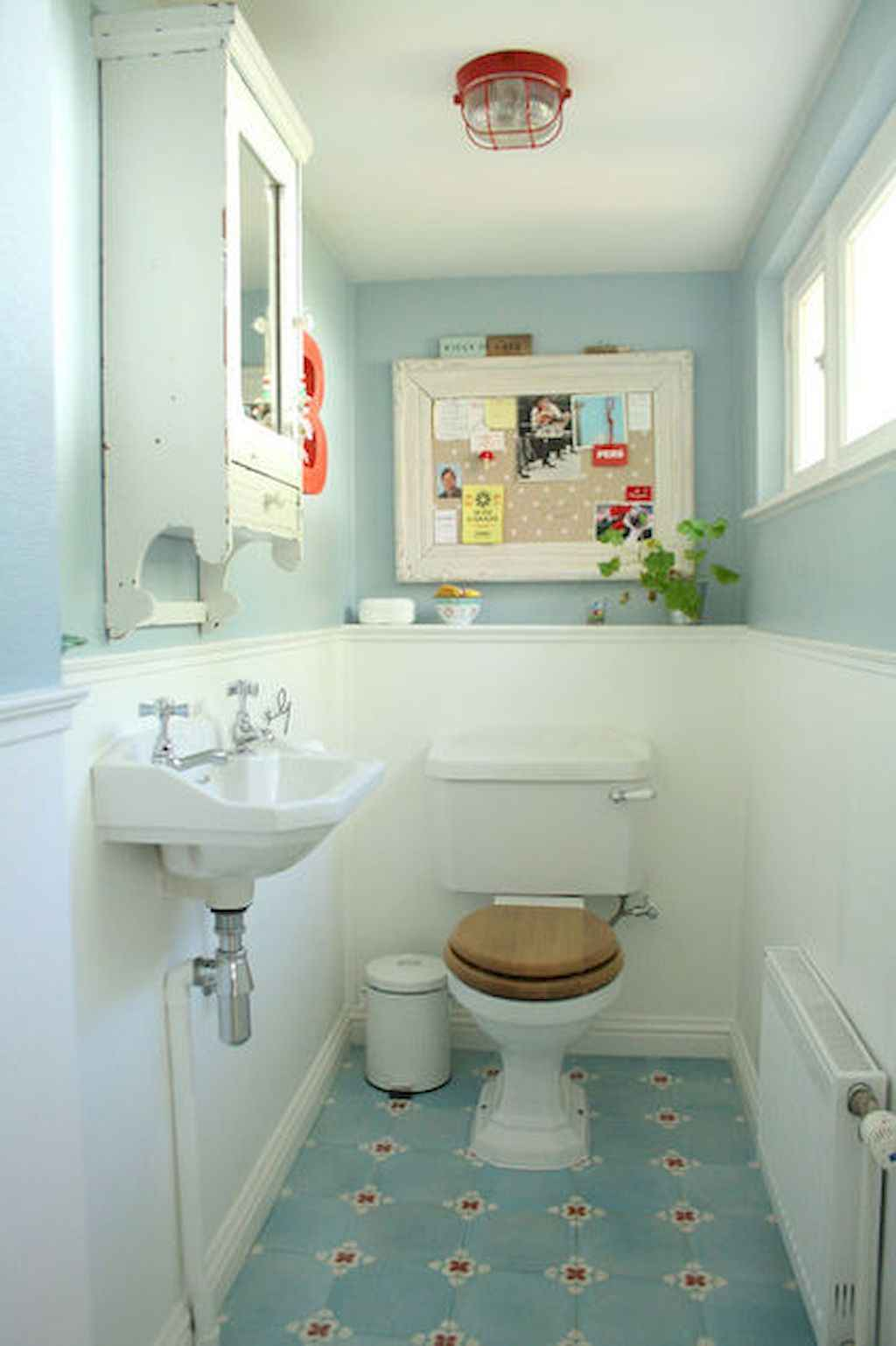 60 trend eclectic bathroom ideas (31)
