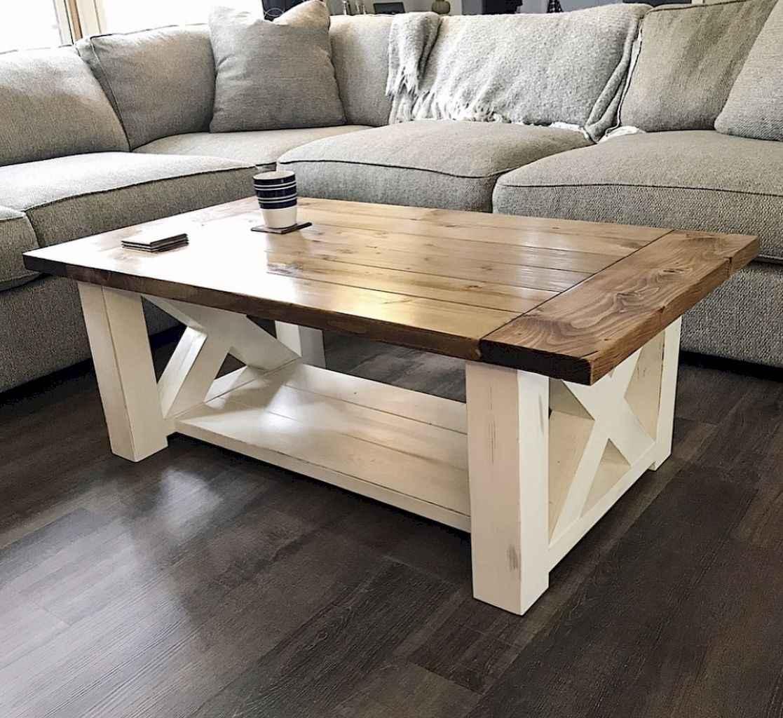 - 30 Inspiring Diy Rustic Coffee Table Ideas Remodel (23