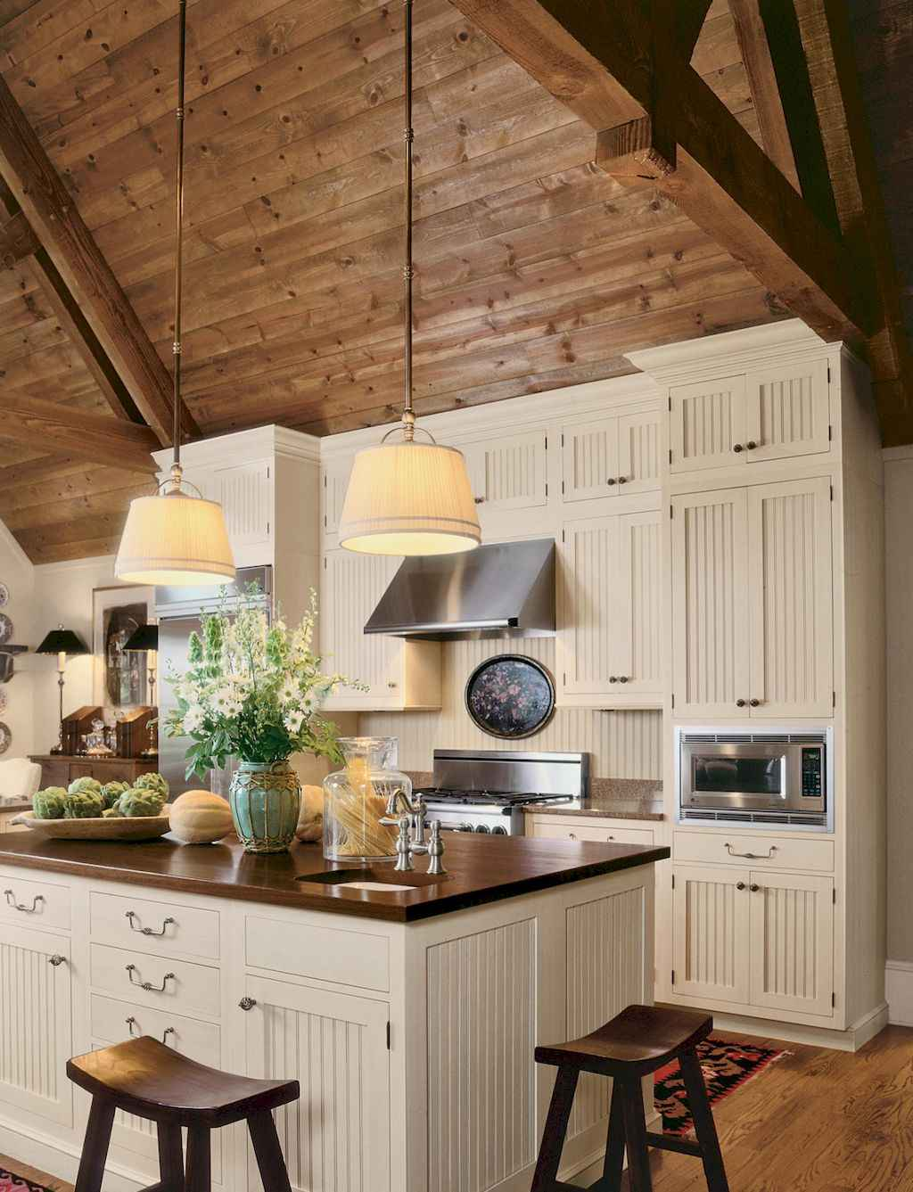 40 Stunning Farmhouse Kitchen Ideas On A Budget 35 Roomadnesscom