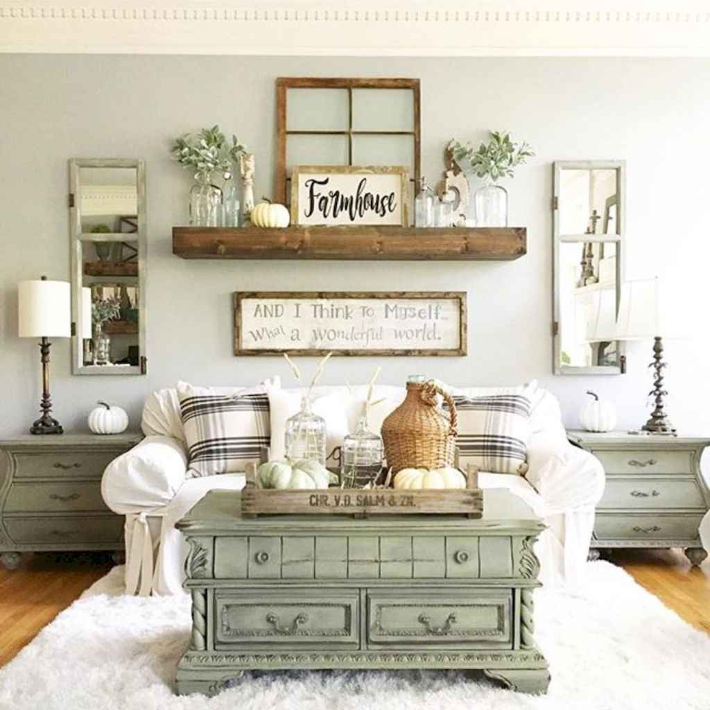 70 awesome french country living room decorating ideas 59 for Where is the horseshoe in country living october 2017