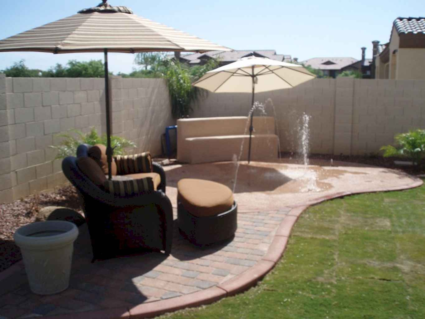 40 arizona backyard ideas on a budget 12 for Garden pool for dogs