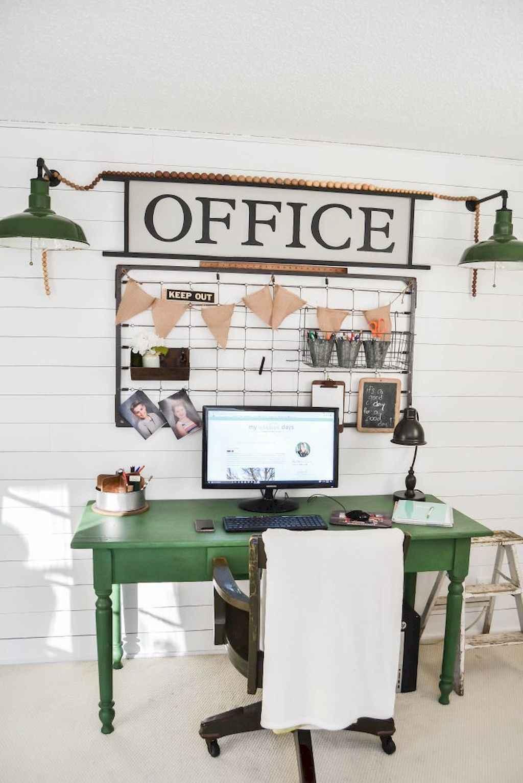 Sensational 40 Easy Diy Farmhouse Desk Decor Ideas On A Budget Beutiful Home Inspiration Aditmahrainfo