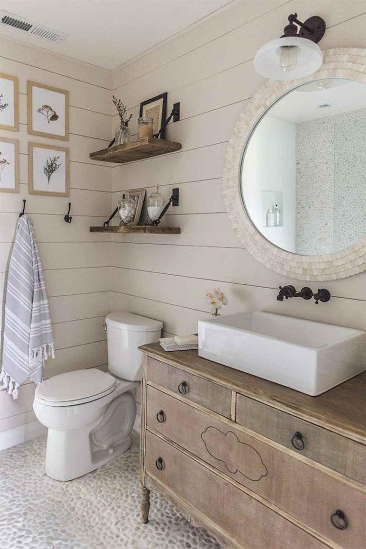 1024 x 1535 in 110 spectacular farmhouse bathroom decor ideas