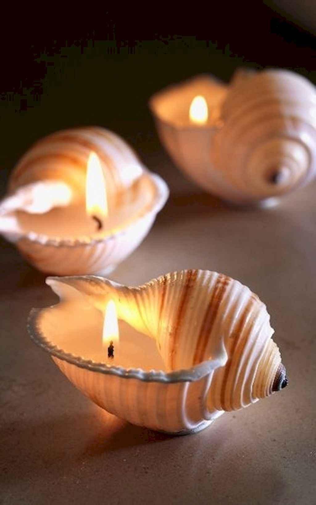 22 easy diy glitter shell crafts ideas (19)