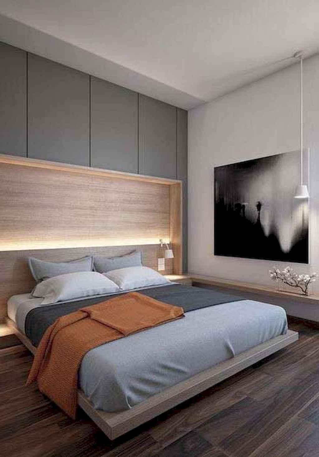 60 simply small master bedroom decor ideas (50)