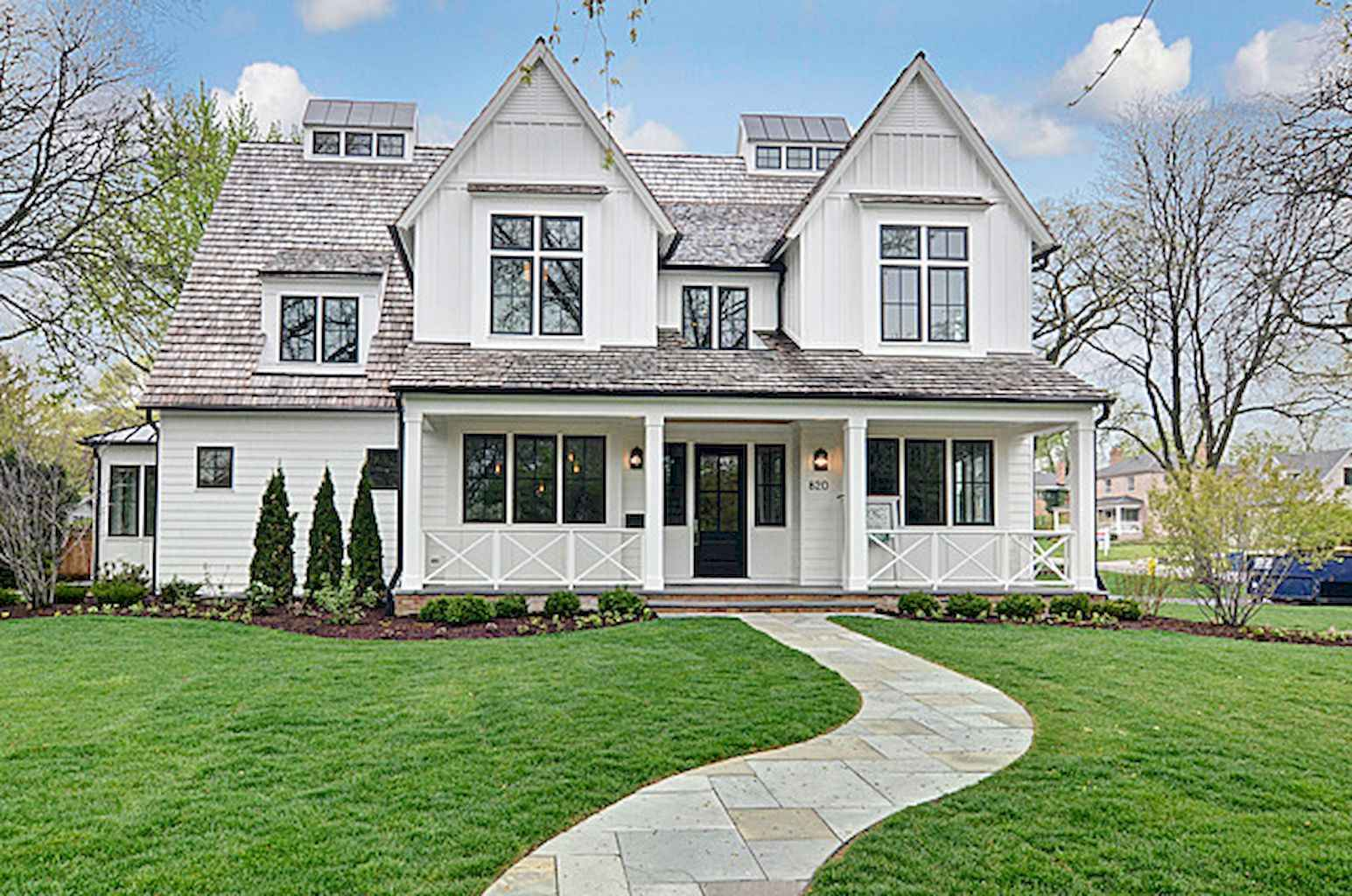 1545 X 1024 In 90 Incredible Modern Farmhouse Exterior