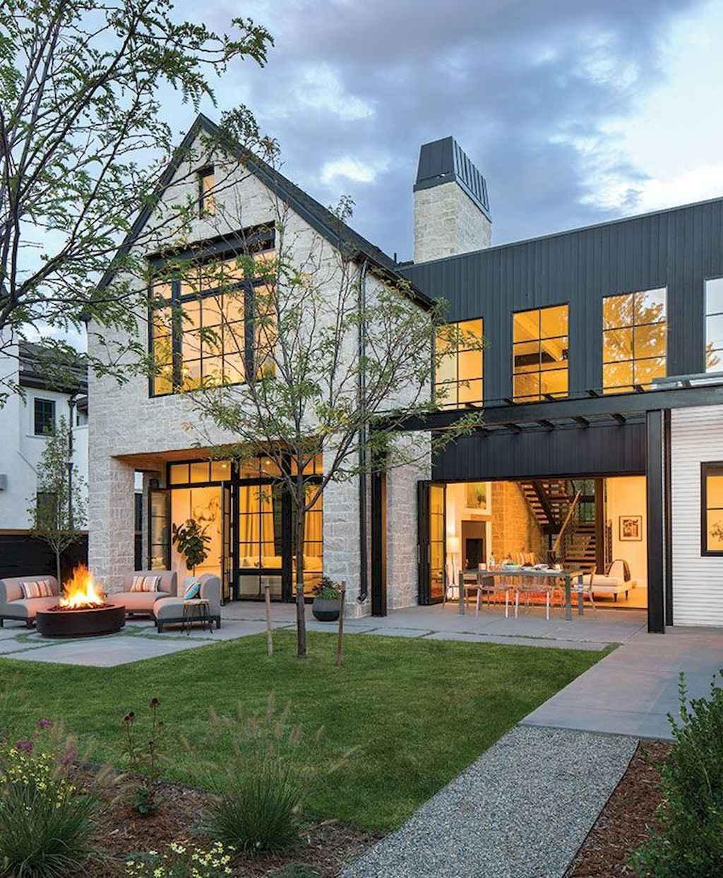 90 incredible modern farmhouse exterior design ideas 63 for Farmhouse style architecture