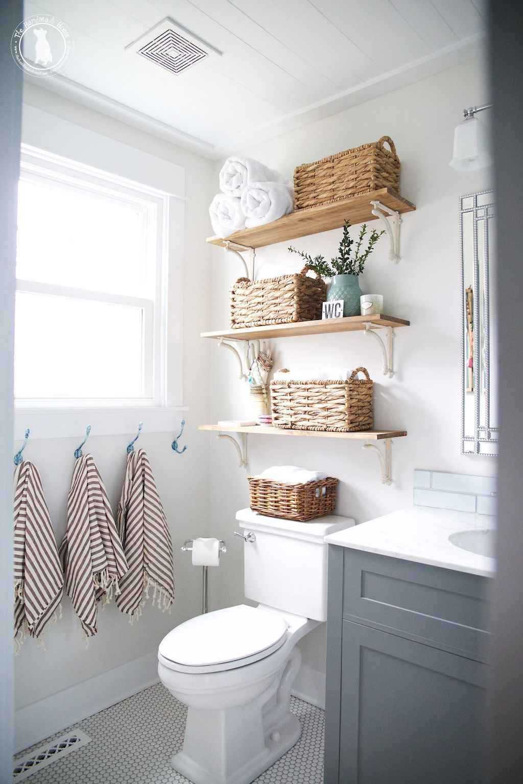111 small bathroom remodel on a budget for first apartment ideas (20 ...