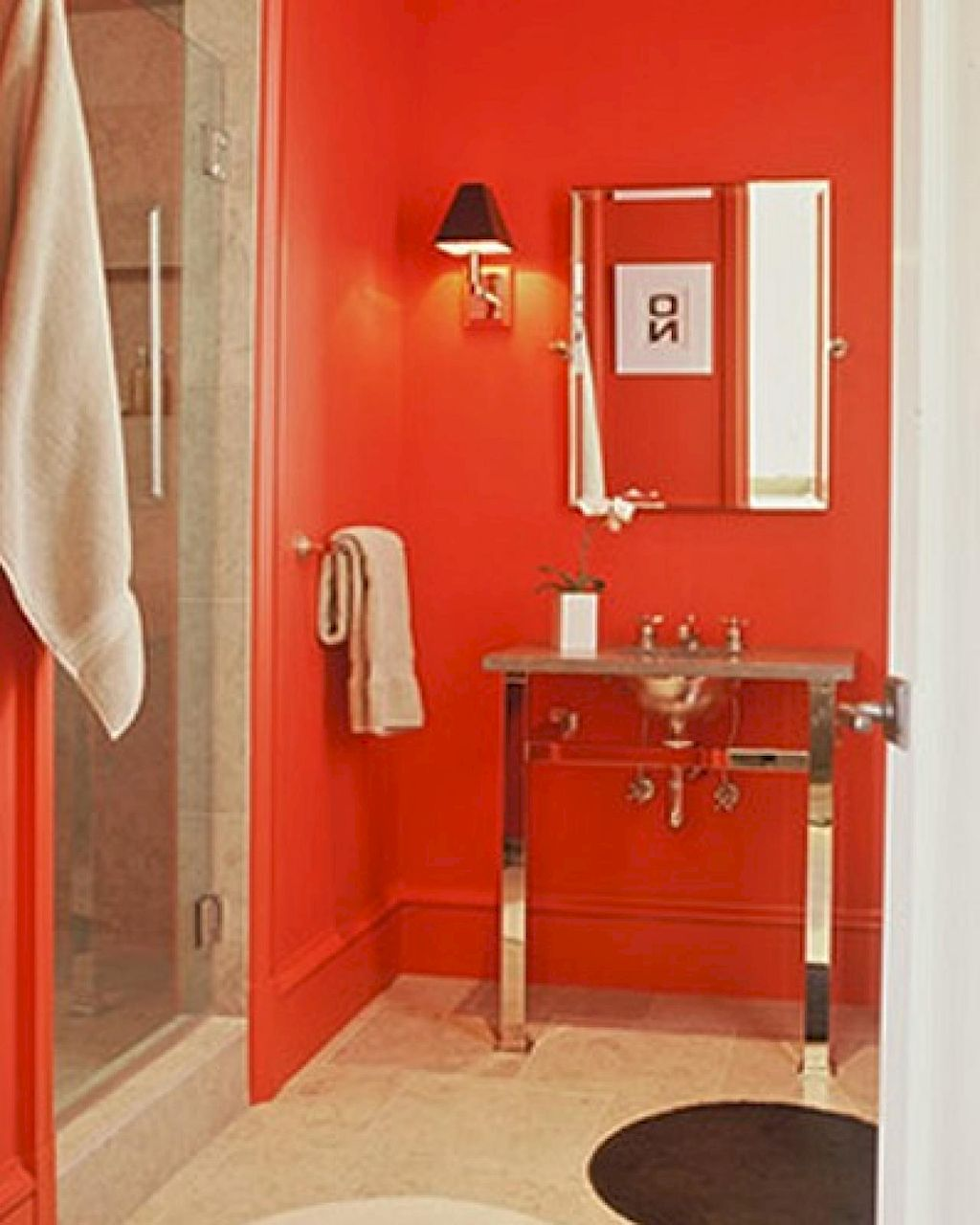 55 colorful and relax bathroom remodel ideas (1)