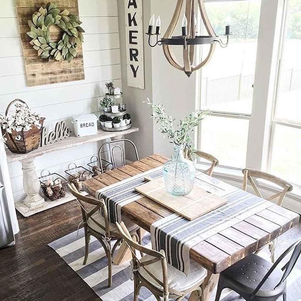 100 Best Farmhouse Dining Room Decor