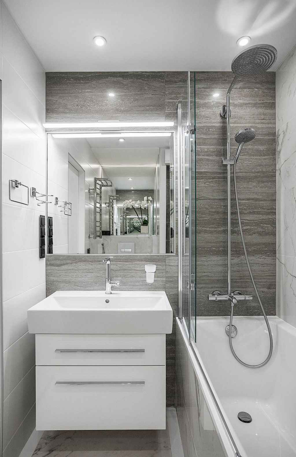 111 Awesome Small Bathroom Remodel Ideas On A Budget (86