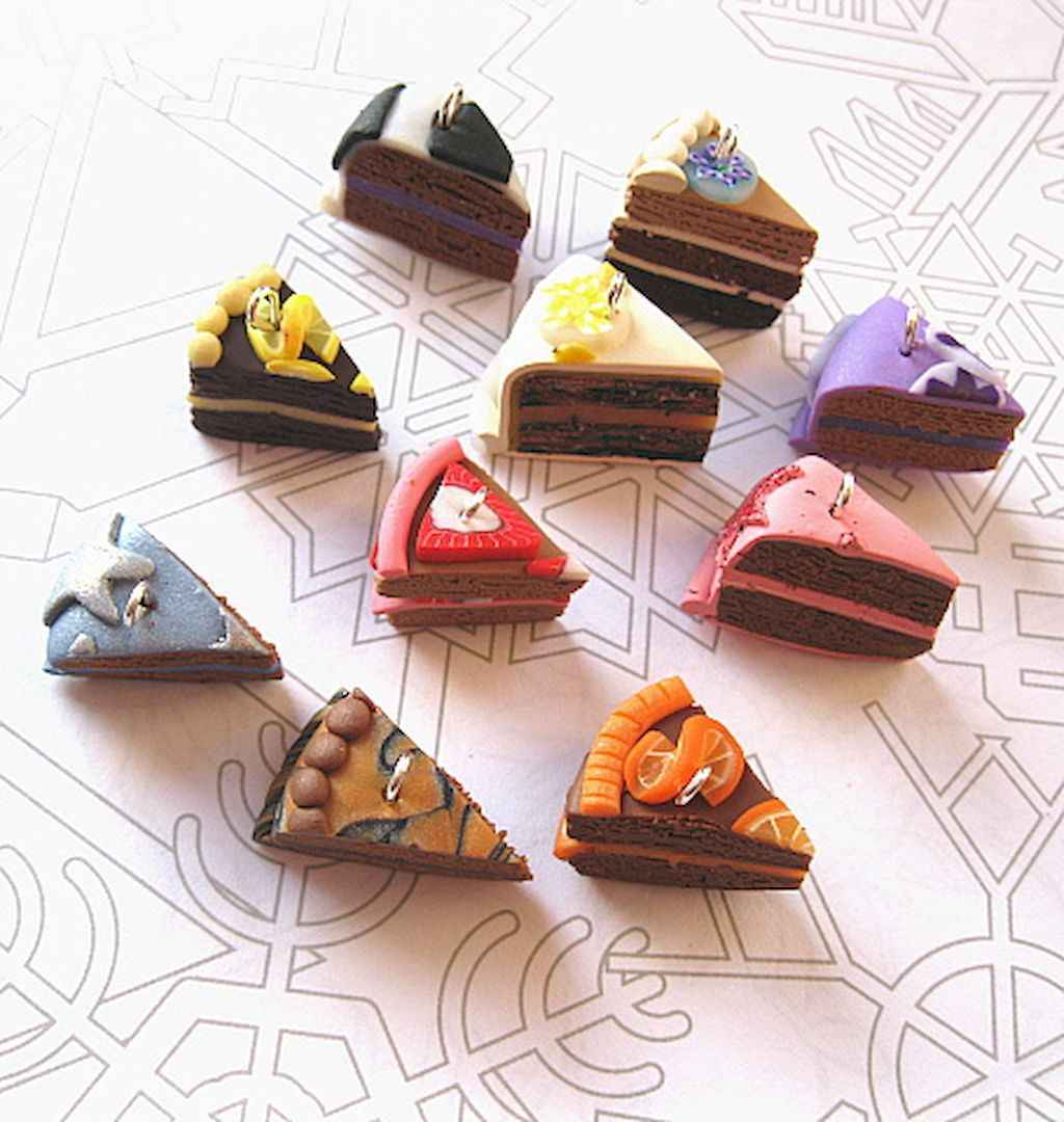 25 Easy To Try Diy Polymer Clay Cake Design Ideas 9 Roomadness Com