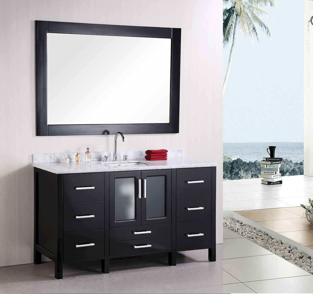 70 modern bathroom cabinets ideas decorations and remodel (16 ...