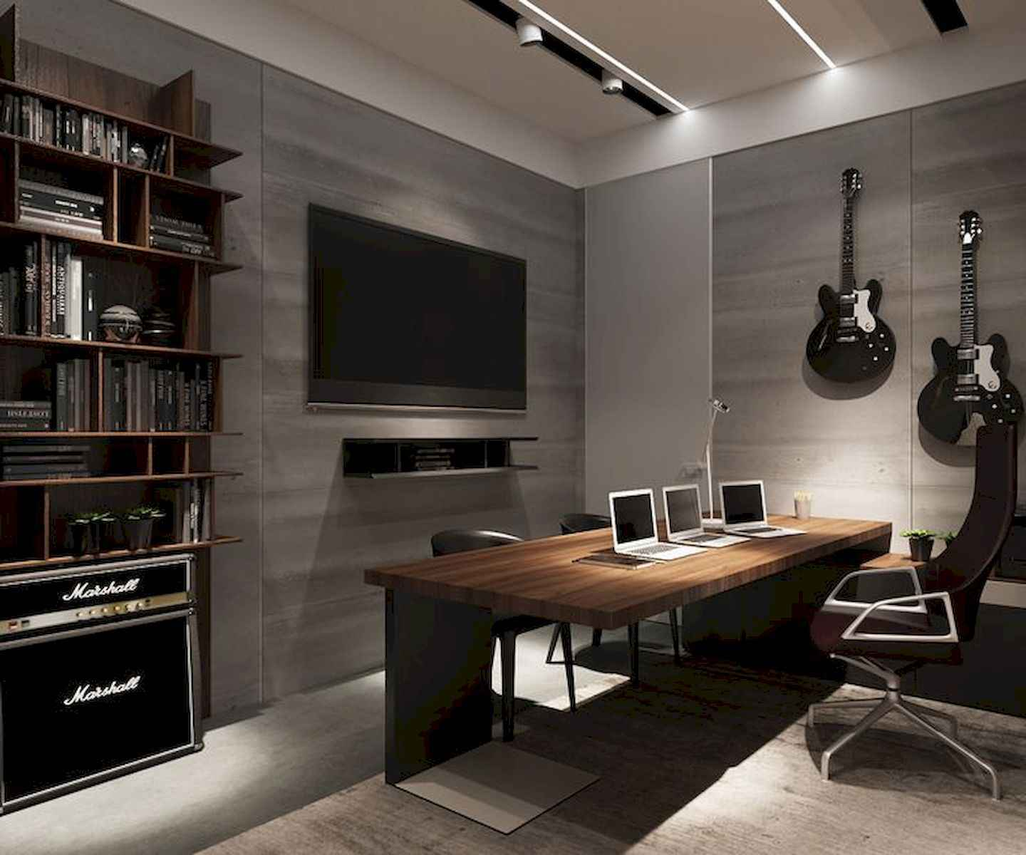... 1200 In 90 Stunning Home Office Design Ideas And Remodel Make Your Work  Comfortable
