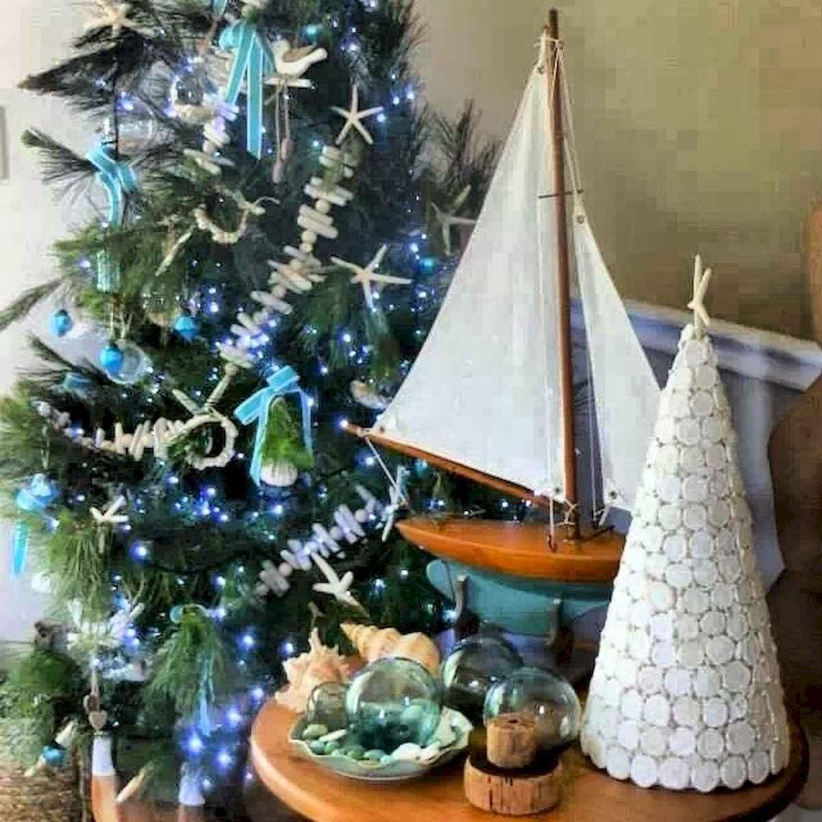 1200 1200 in 40 coastal christmas decor - Coastal Christmas Tree