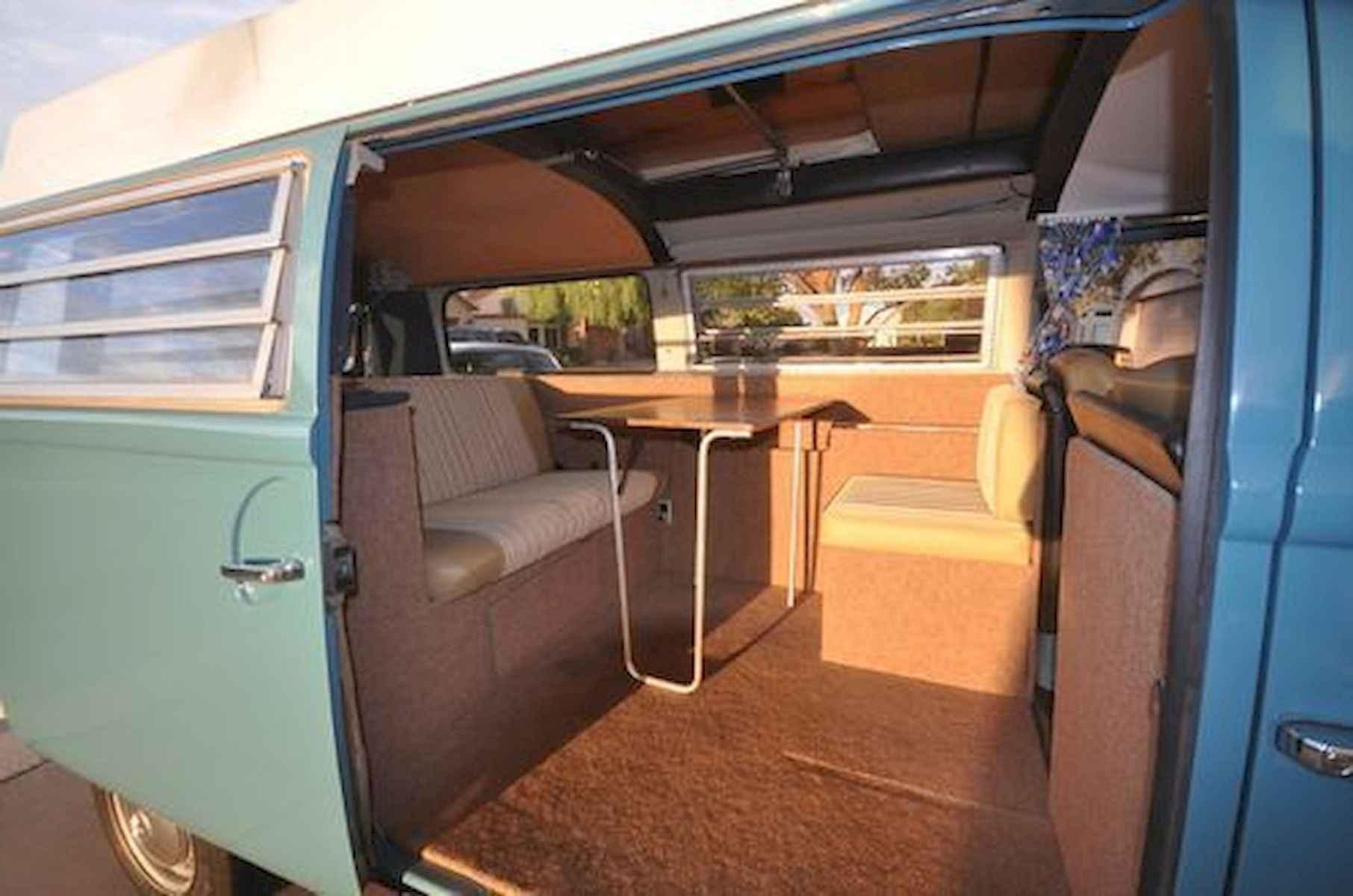 30 Creative Vw Bus Interior Design Ideas 13 Roomadness Com