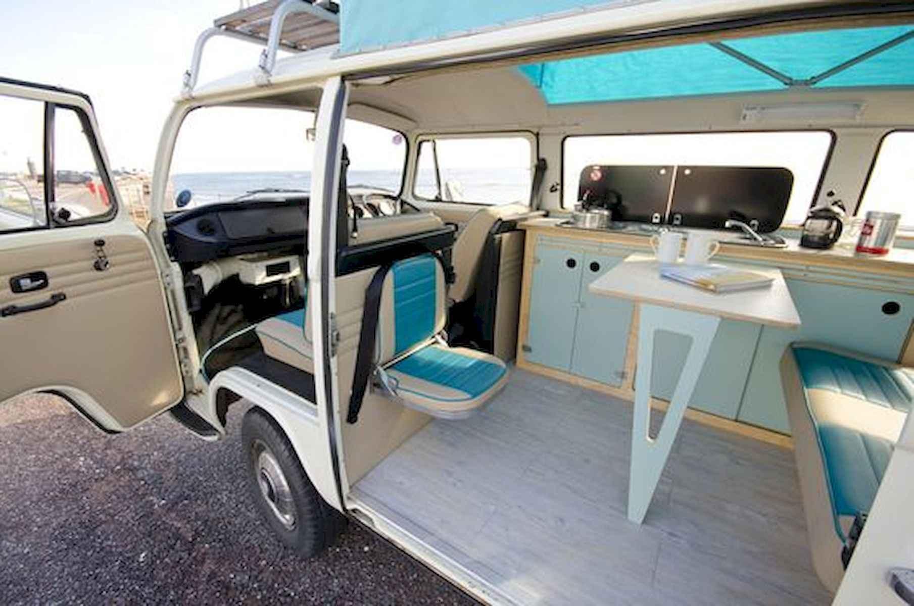 30 Creative Vw Bus Interior Design Ideas 2 Roomadness Com