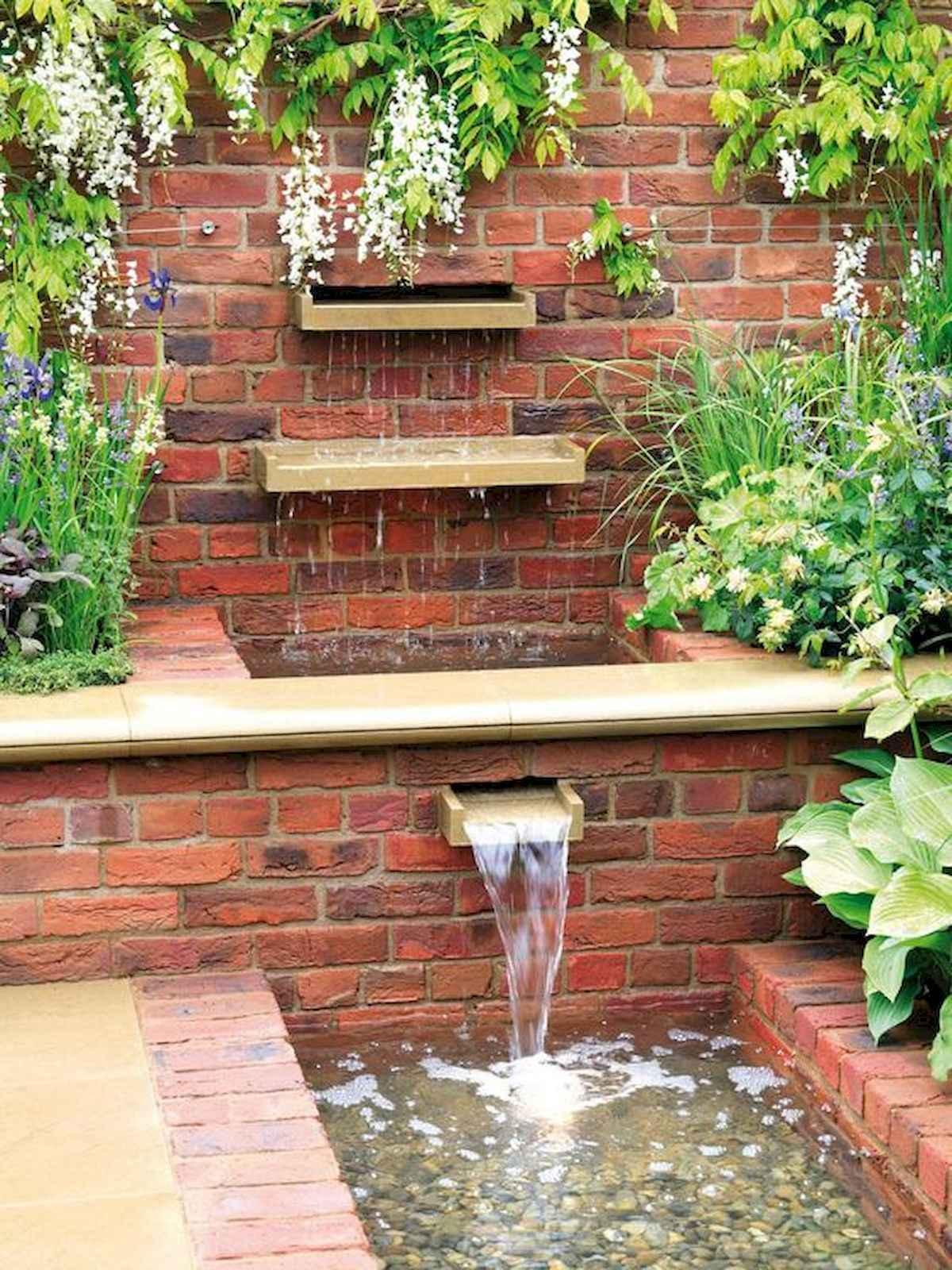 30 fantastic garden waterfall for small garden ideas (5 ...