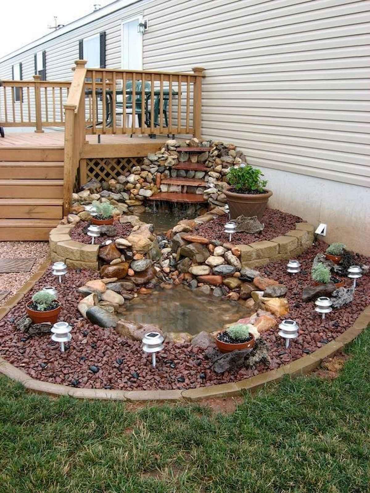 30 fantastic garden waterfall for small garden ideas (9 ...